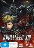 Appleseed XIII - Series Collection DVD