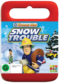 Fireman Sam: Snow Trouble on DVD