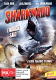 Sharknado on DVD