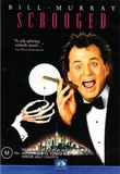 Scrooged on DVD