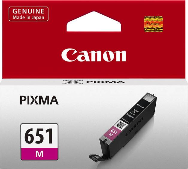 Canon CLI651M Magenta Ink Cartridge