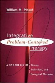 Integrative Problem-centered Therapy by William M Pinsof image
