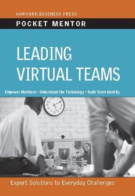 Leading Virtual Teams by Harvard Business School Press image