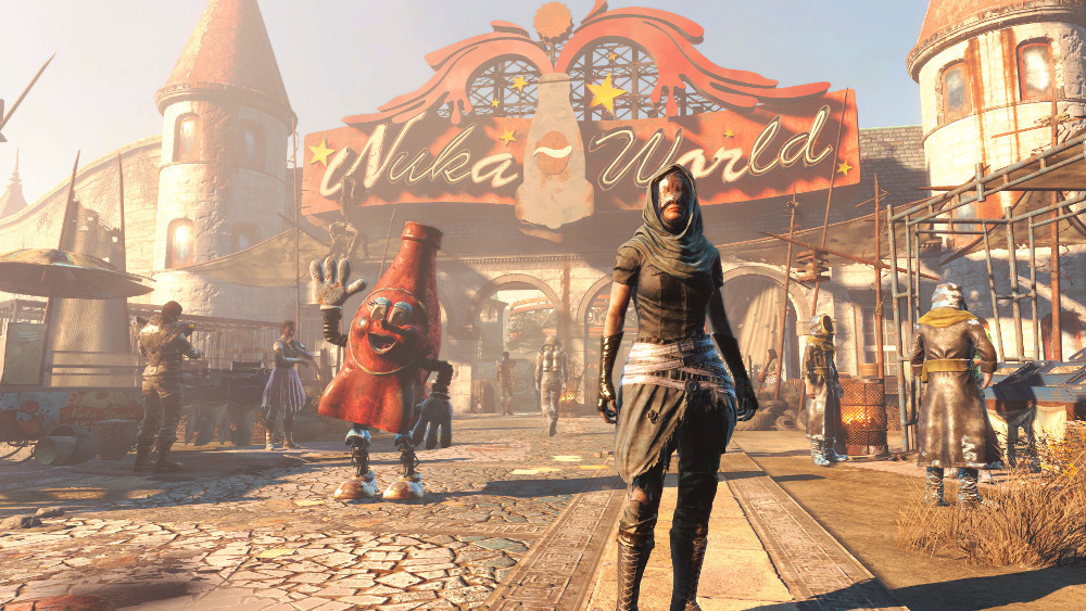 Fallout 4 Game of the Year Edition for PS4 image
