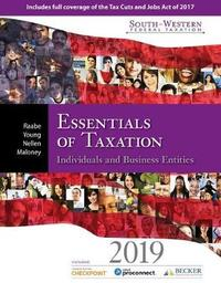 South-Western Federal Taxation 2019 by William A Raabe