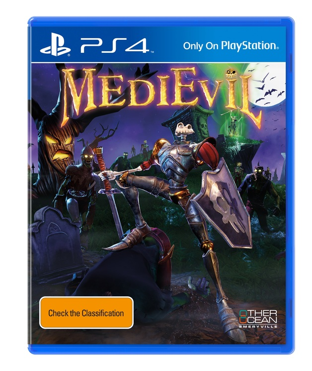 Medievil HD Remastered for PS4