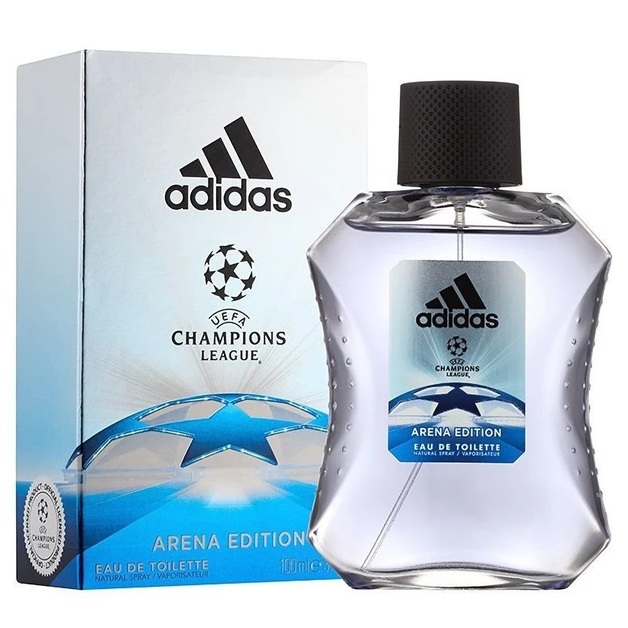 Adidas: Champions League Arena Edition Men's Fragrance (EDT, 100ml)