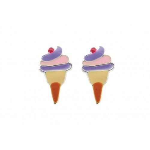 Goody Gumdrops: Ice Cream 925 Studs