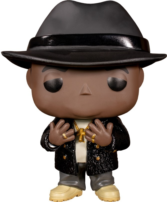 Notorious B.I.G (Black Suit) - Pop! Vinyl Figure image