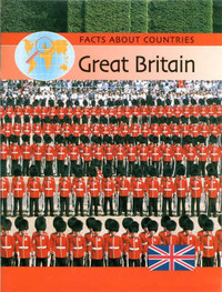 Great Britain by Clare Oliver image