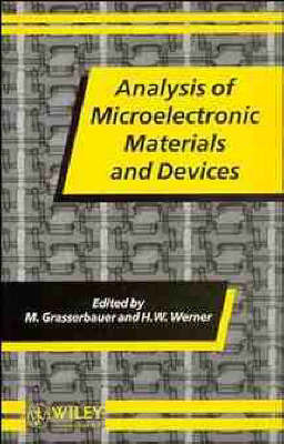 Analysis of Microelectronic Materials and Devices image