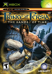 Prince of Persia: The Sands of Time for Xbox