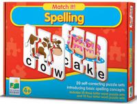 Match It - Spelling