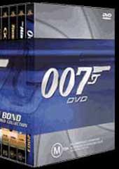 James Bond - Monster Box Set (20 Titles) on DVD