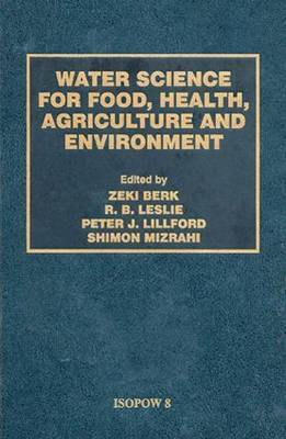 Water Science for Food Health by Zeki Berk