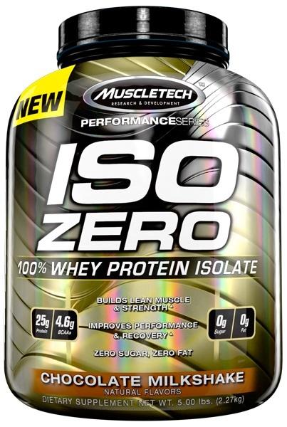 muscletech iso zero 100 whey protein