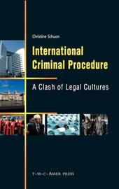 International Criminal Procedure by Christine Schuon image
