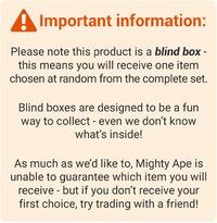 Dunny - Arcane Divination Dunny Vinyl Minifigure (Blind Box) image