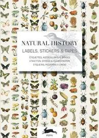 Pepin Press: Label & Sticker Book - Natural History by Pepin Van Roojen