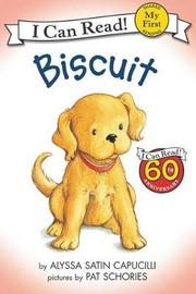 Biscuit by Alyssa Satin Capucilli image