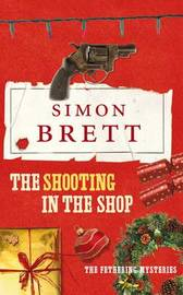 The Shooting in the Shop by Simon Brett image