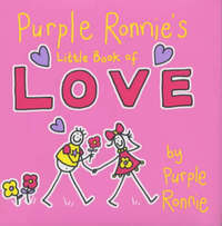 Purple Ronnie's Little Book of Love by Giles Andreae