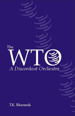 The WTO by T.K. Bhaumik image