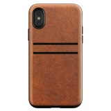 Nomad Leather Wallet Case - iPhone X