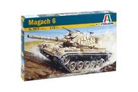 Italeri: 1:72 Magach Model Kit
