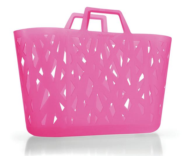 Reisenthel Nest Basket - Neon Pink