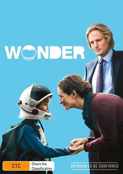Wonder on DVD image