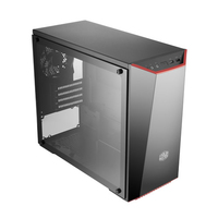 Cooler Master MasterBox Lite 3.1 TG Mini-Tower M-ATX Case