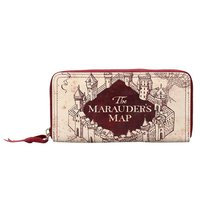Harry Potter Marauders Map Wallet
