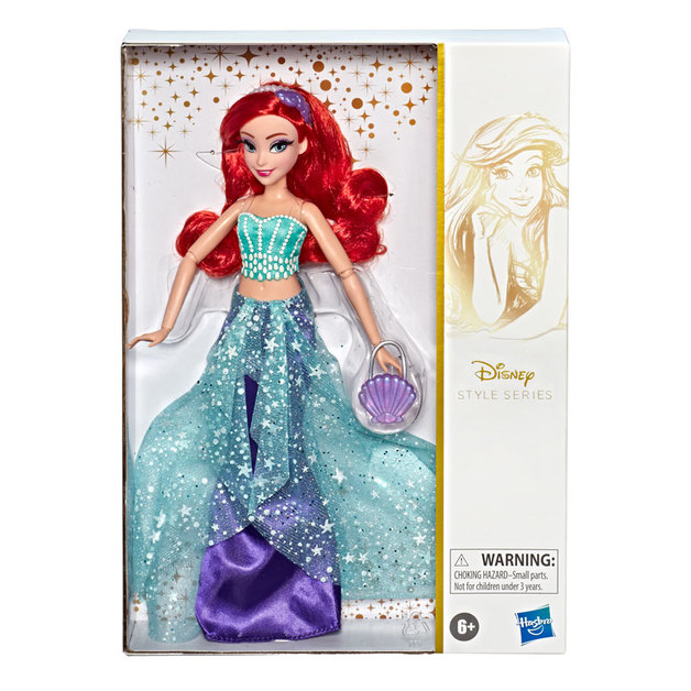 Disney Princess: Style Series Doll - Ariel