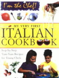 A Young Chef's Italian Cookbook by Rosalba Gioffre image