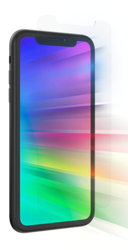 Zagg: InvisibleShield Glass Elite VisionGuard - iPhone 11