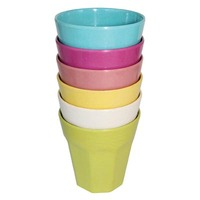 ECup - Set of 6 Bamboo Cups