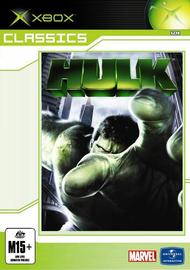 The Hulk for Xbox image