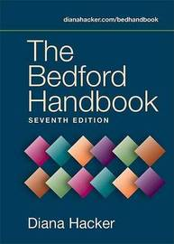 Bedford Handbook by Hacker image