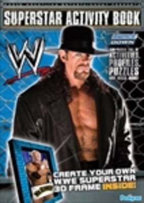 WWE Smackdown Activity Book 4