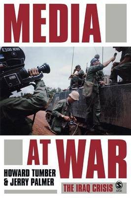 Media at War by Howard Tumber image