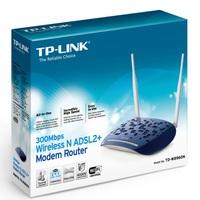 TP-Link 300M Wireless N ADSL2+ Modem Router