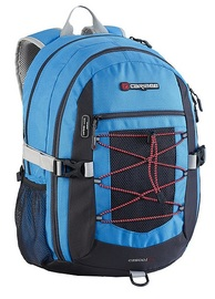 Caribee Cisco Backpack (Atomic Blue/Charcoal)