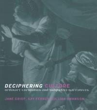 Deciphering Culture by Jane Crisp image