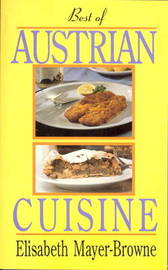 Best of Austrian Cuisine by Elisabeth Mayer-Browne image