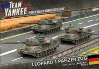 Flames of War: Team Yankee Leopard 1 Panzer Zug