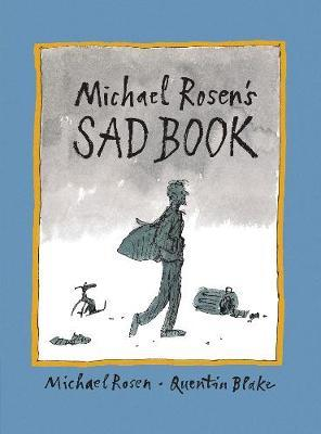 Michael Rosen's Sad Book by Michael Rosen image