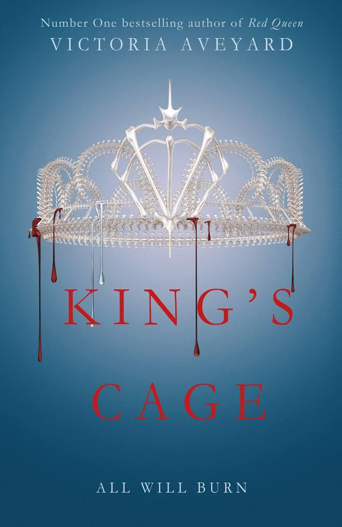 King's Cage by Victoria Aveyard image