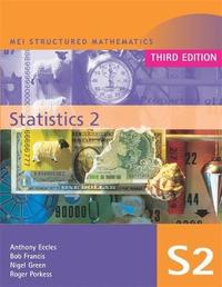 MEI Statistics 2 Third Edition by Bob Francis image