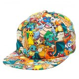 Pokemon All Over Sublimated Print Cap